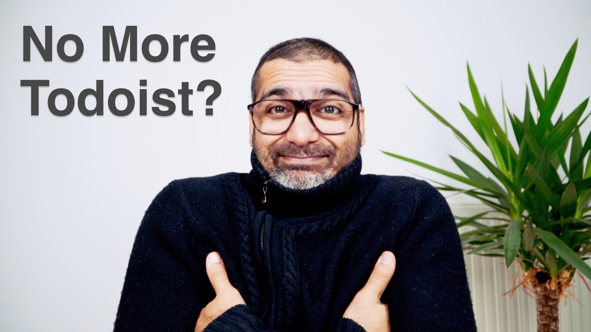Why I'm No Longer Using Todoist
