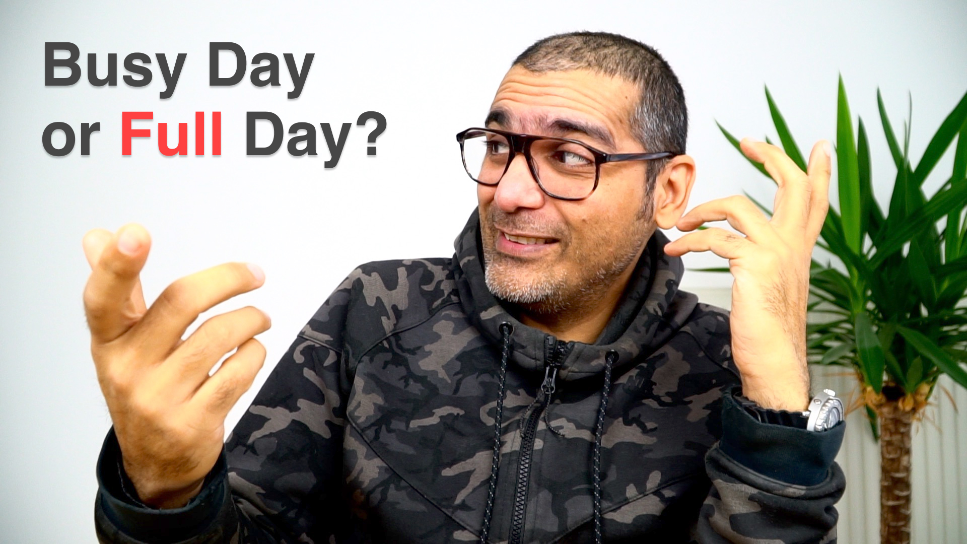 How to Have a Happy & Productive Day