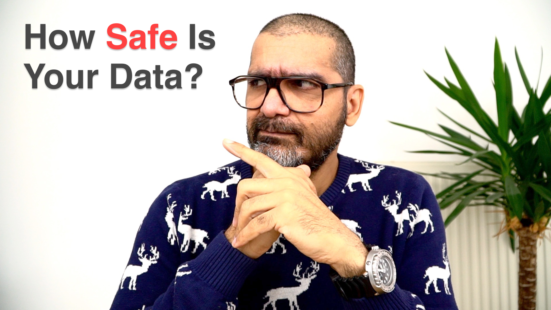 So How Safe is Your Data?