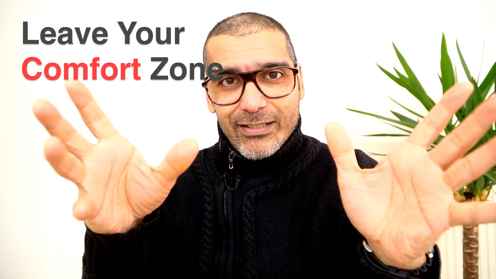Getting out of your comfort zone - short MacJunky history