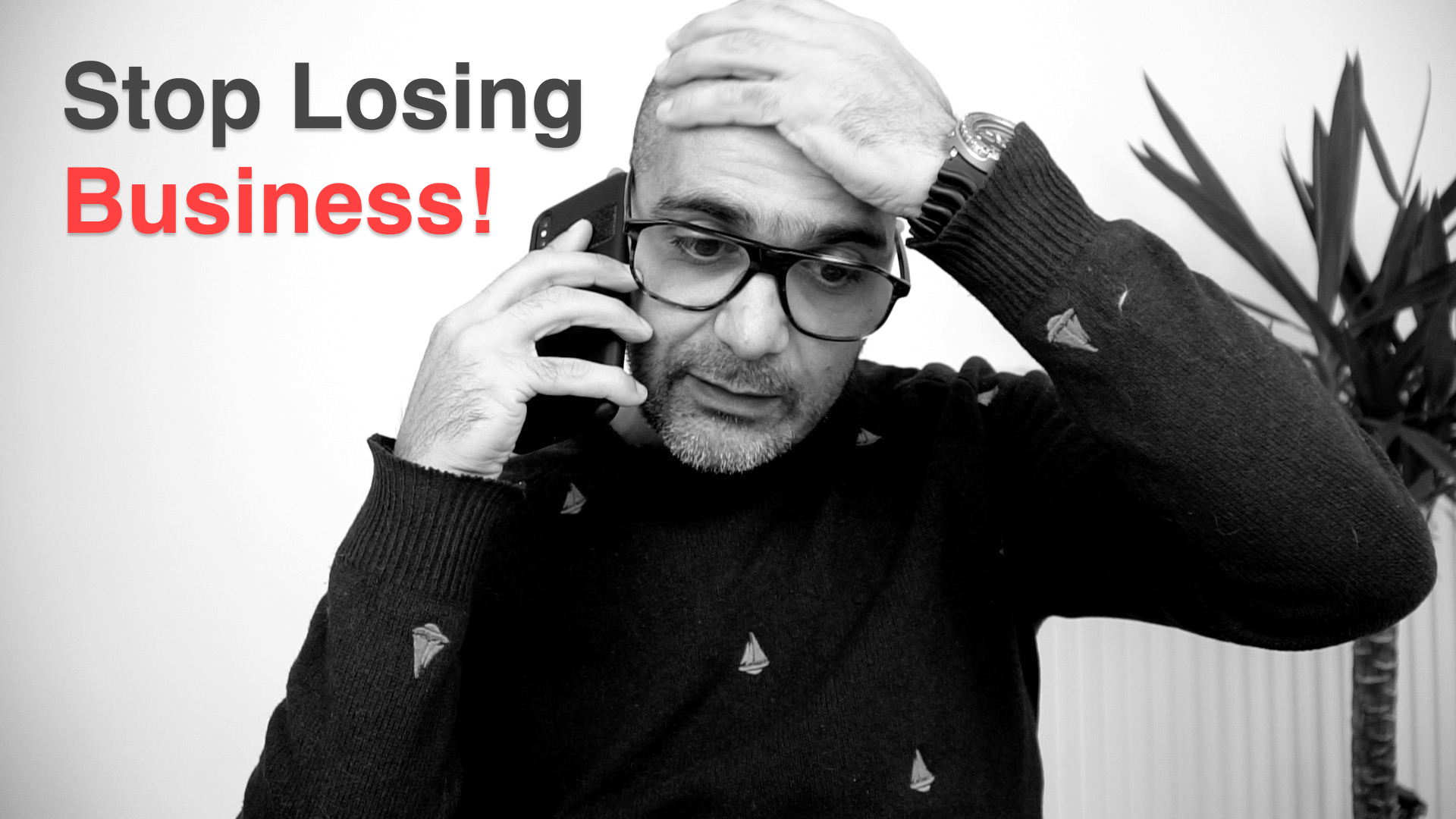 Stop Losing Business Due to Lack Of Communication