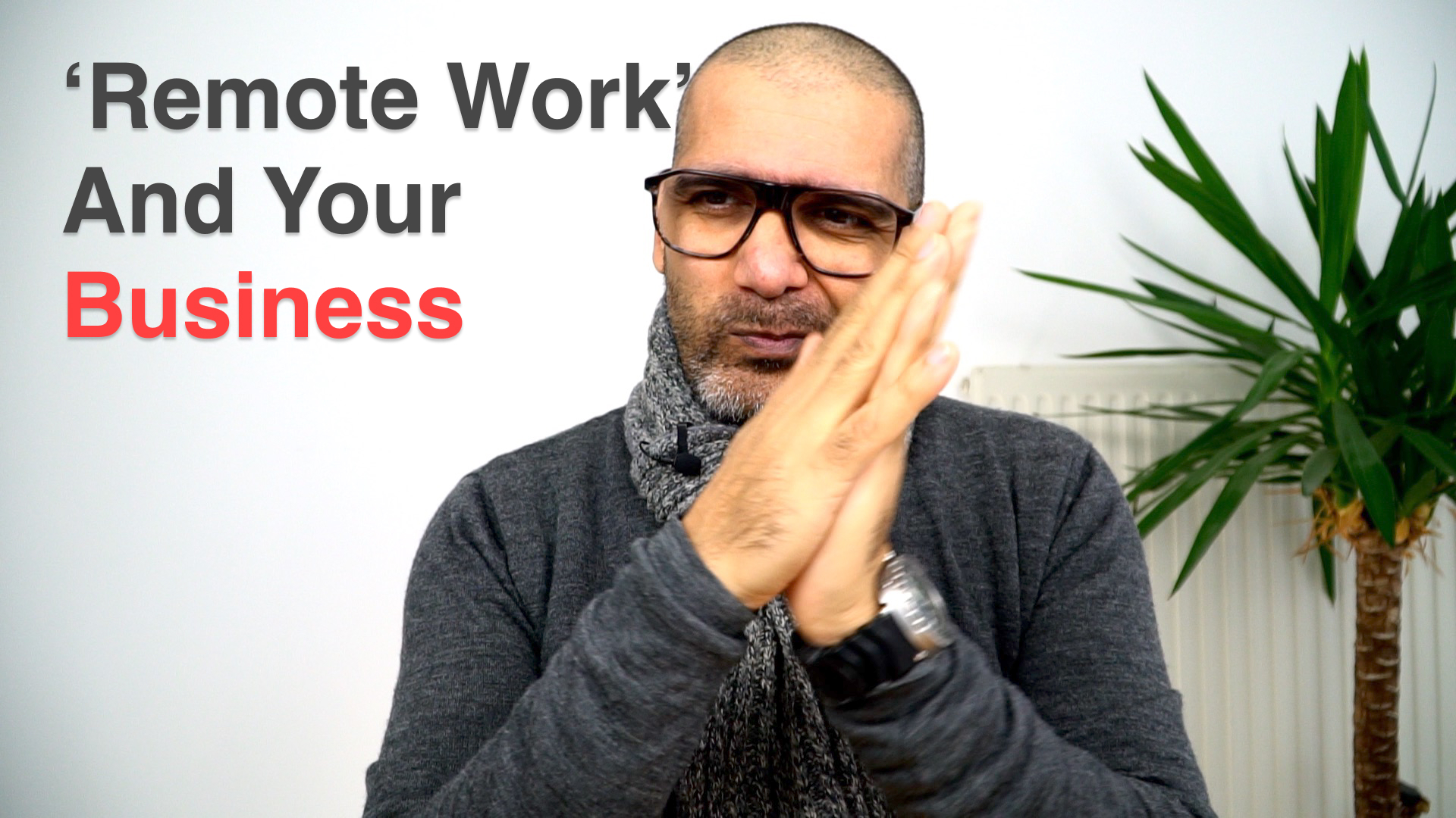 Remote work can help your business thrive