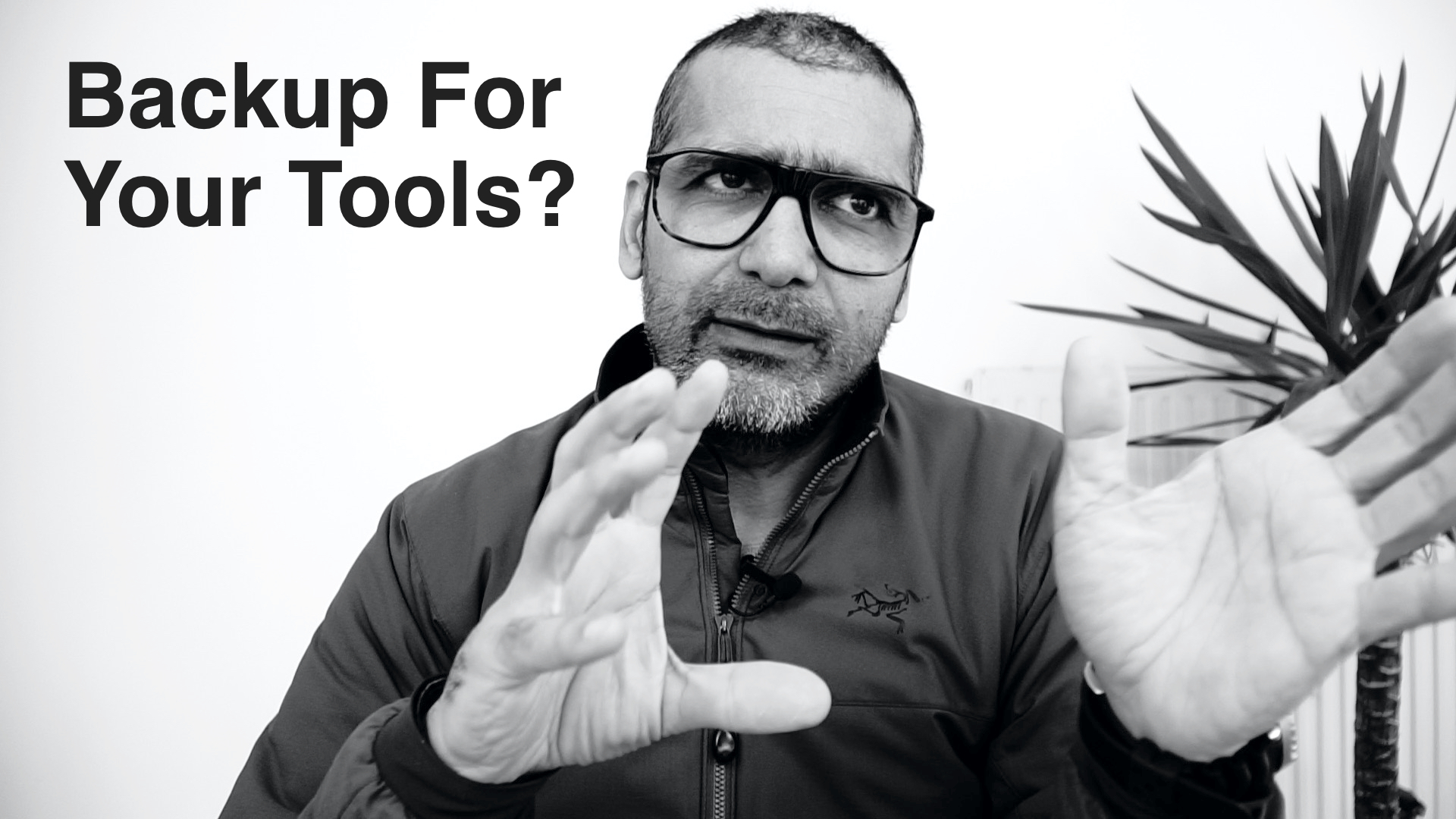 Do You Have Back Up Tools?