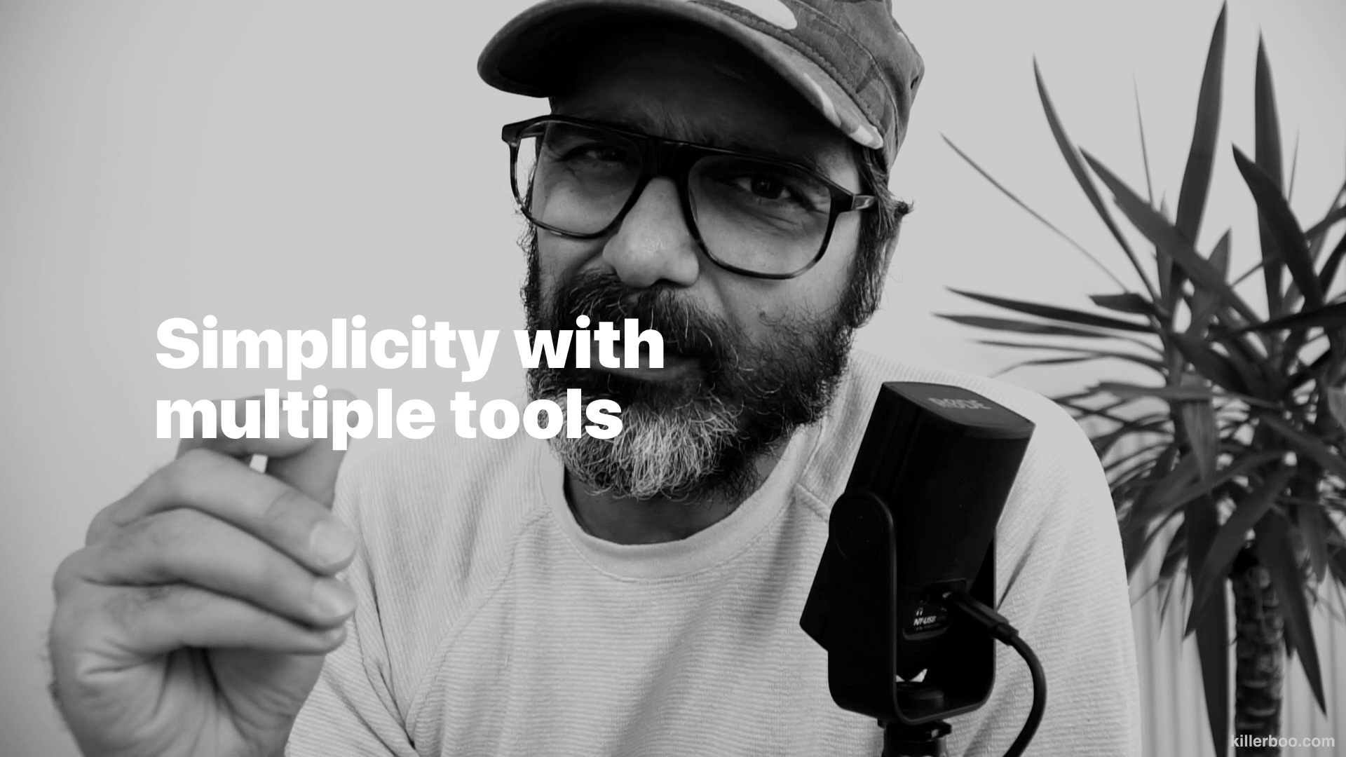 Simplicity with multiple tools