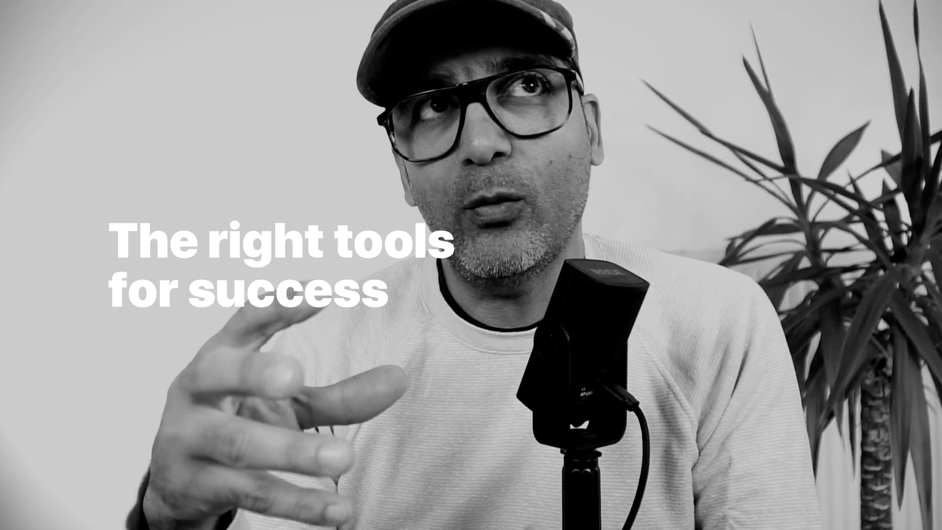 The right tools for success