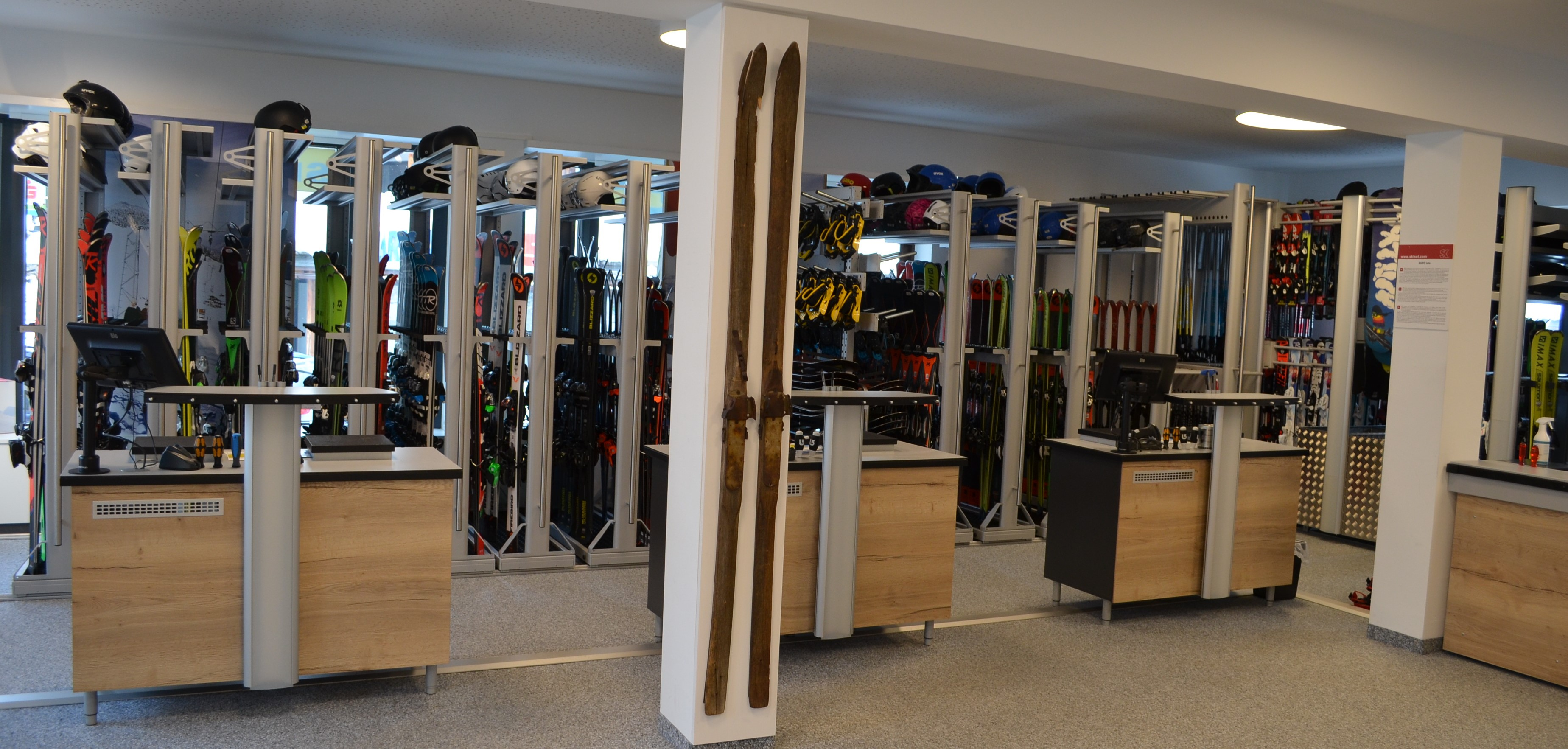 ski-rent system