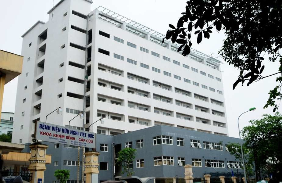 Chữa bệnh trĩ tại Bệnh viện Hữu Nghị Vệt Đức