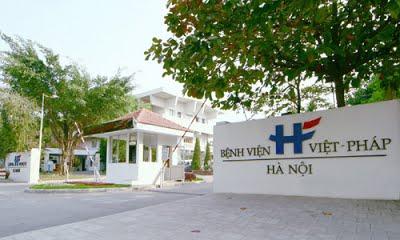 8.Khám phụ khoa ở đâu uy tín - Bệnh viện Việt Pháp Hà Nội