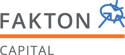 Fakton Capital logo coloured