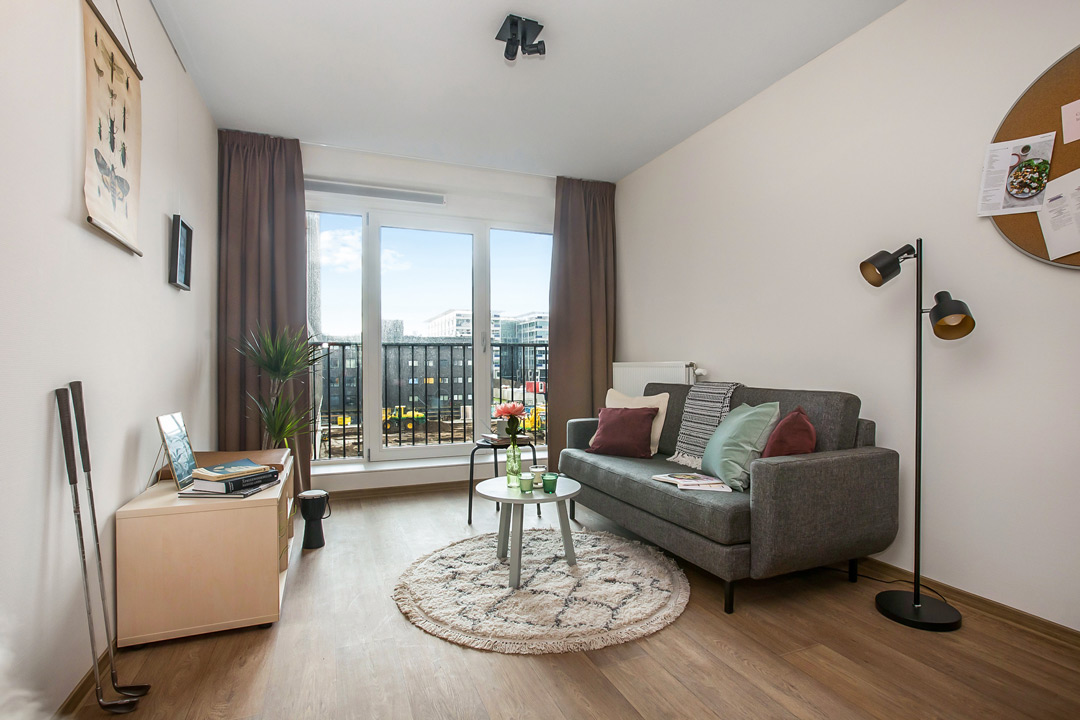 OurDomain Amsterdam South East Apartment Interior Design