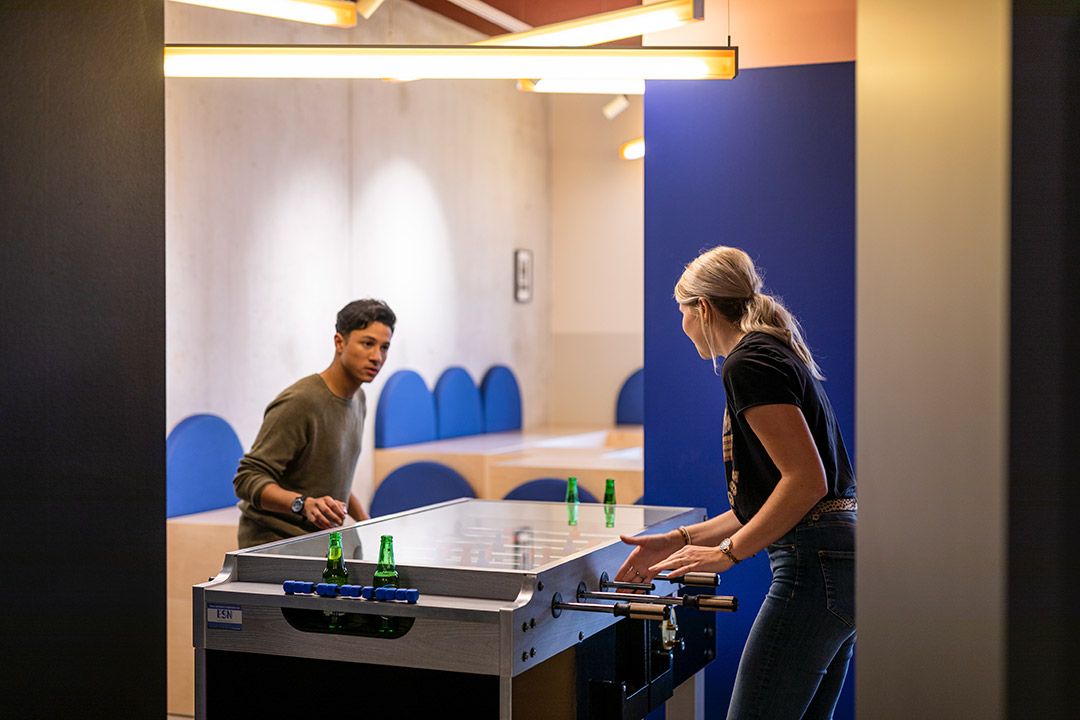Game Room at OurDomain Amsterdam South East