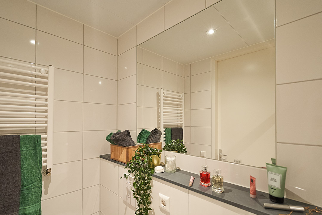 OurDomain Amsterdam South East Standard Superior Studio bathroom