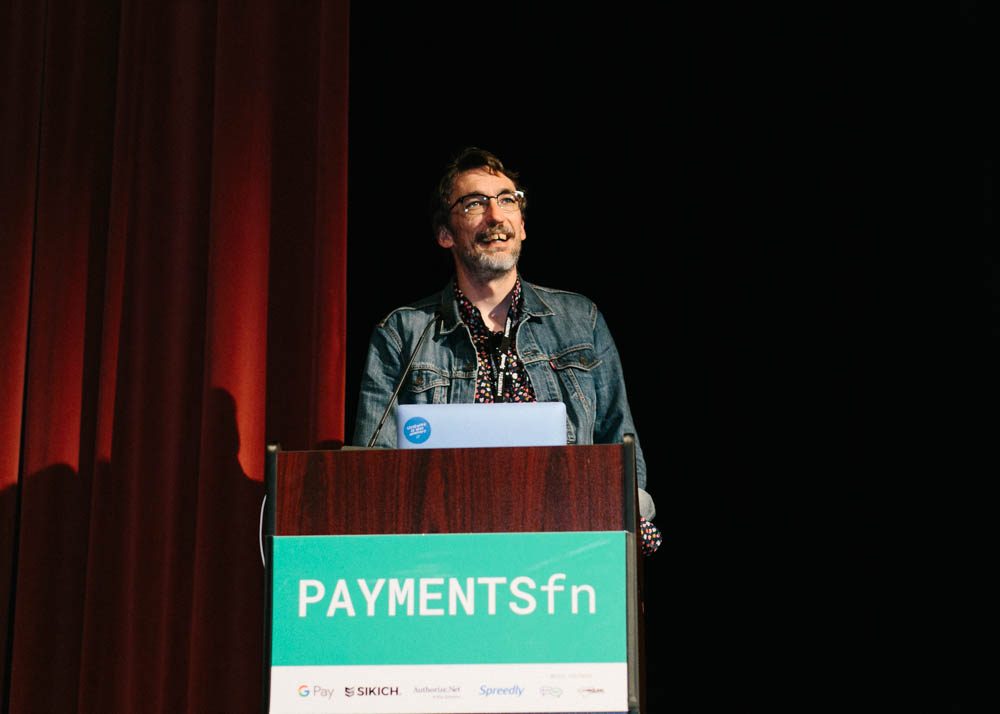 kevin mooney presents at payments fn in durham nc
