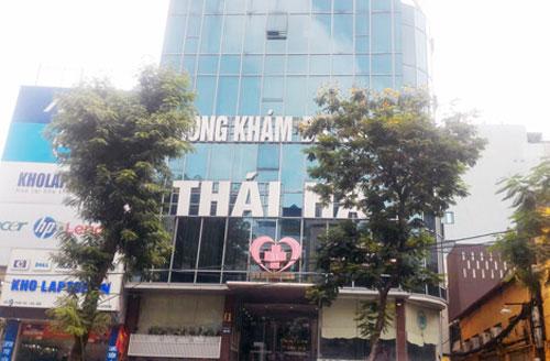 PK Thái hà