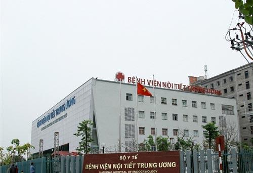 Bệnh viện nội tiết