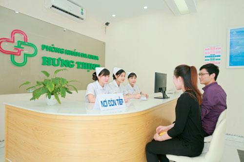 phòng khám hưng thịnh