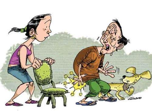 Dấu hiệu bệnh trĩ thường gặp