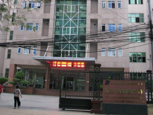 Bệnh viện Bưu Điện Hà Nội