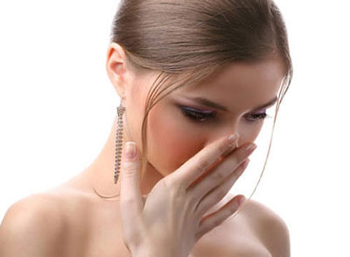 Nhạy cảm với các loại mùi