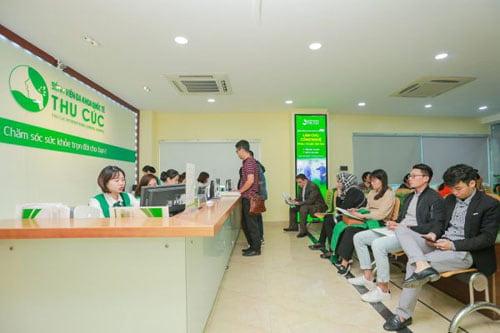 Khám sức khỏe tổng quát ở bệnh viện Thu Cúc
