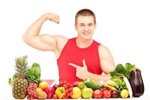 Xuất tinh sớm nên ăn nhiều rau củ quả