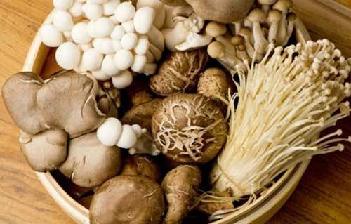 Xuất tinh sớm không nên ăn nấm