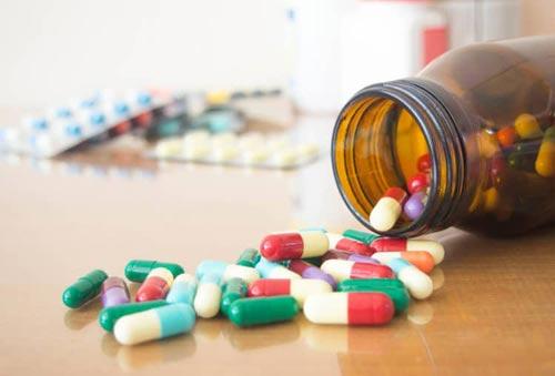 Chữa viêm cổ tử cung bằng thuốc kháng sinh