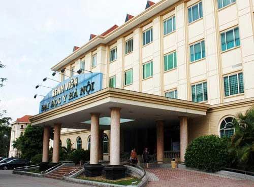 Chữa viêm bao quy đầu ở Bệnh viện đại học y Hà Nội