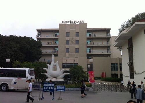 Cắt trĩ ở đâu tốt Hà Nội - Bệnh viện Bạch Mai