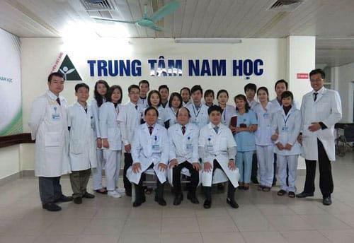 Chữa yếu sinh lý tại trung tâm Nam Học – Bệnh viện Hữu Nghị Việt Đức