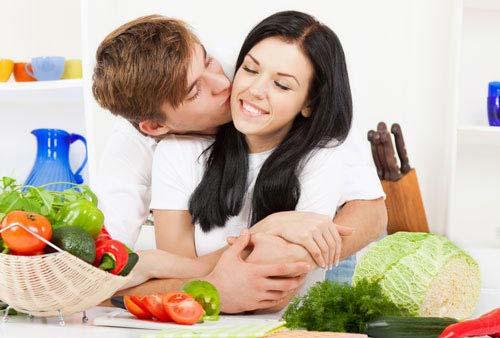 Sau khi quan hệ nên ăn gì để có thai
