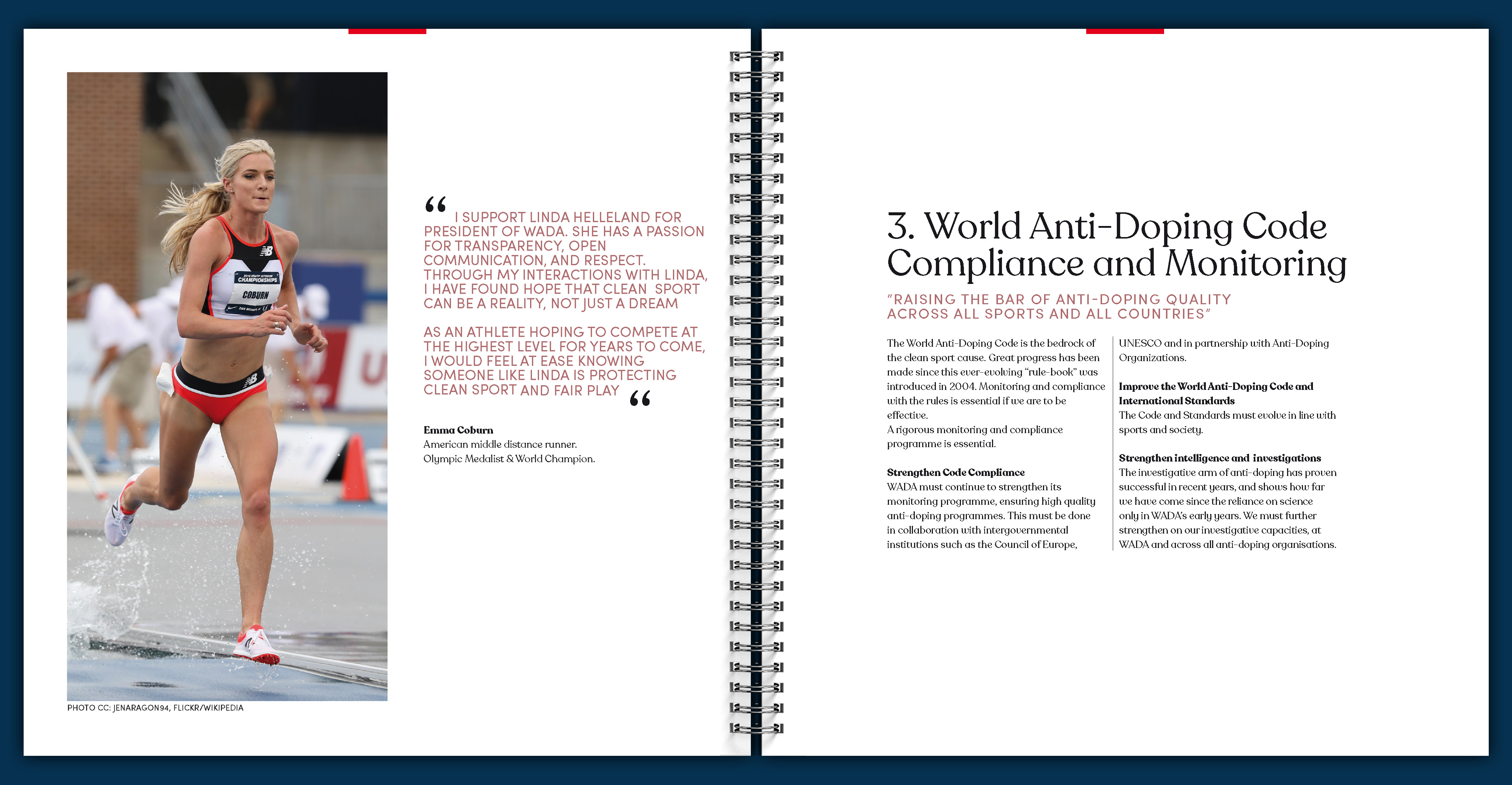 World Anti-Doping Code Compliance and Monitoring