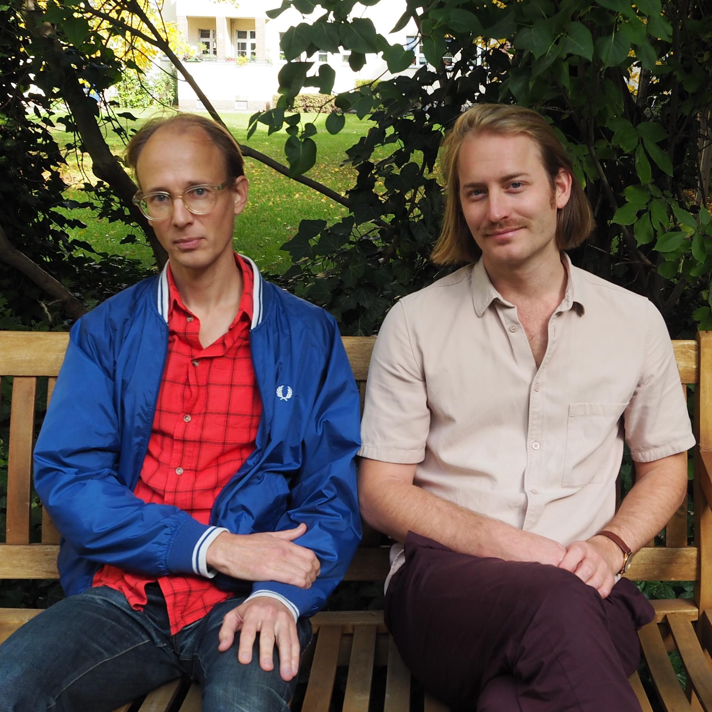 Andreas und Bastian Chefredakteure