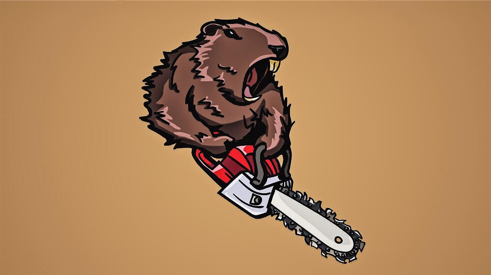 how to remember something chainsaw beaver 1000x562
