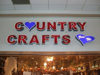 Country Crafts From The Heart