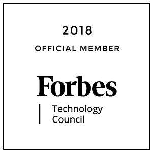 Forbes Tech Council Member icon
