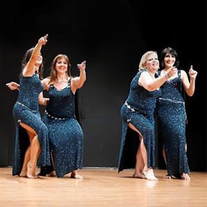 Danza del ventre Livello 1