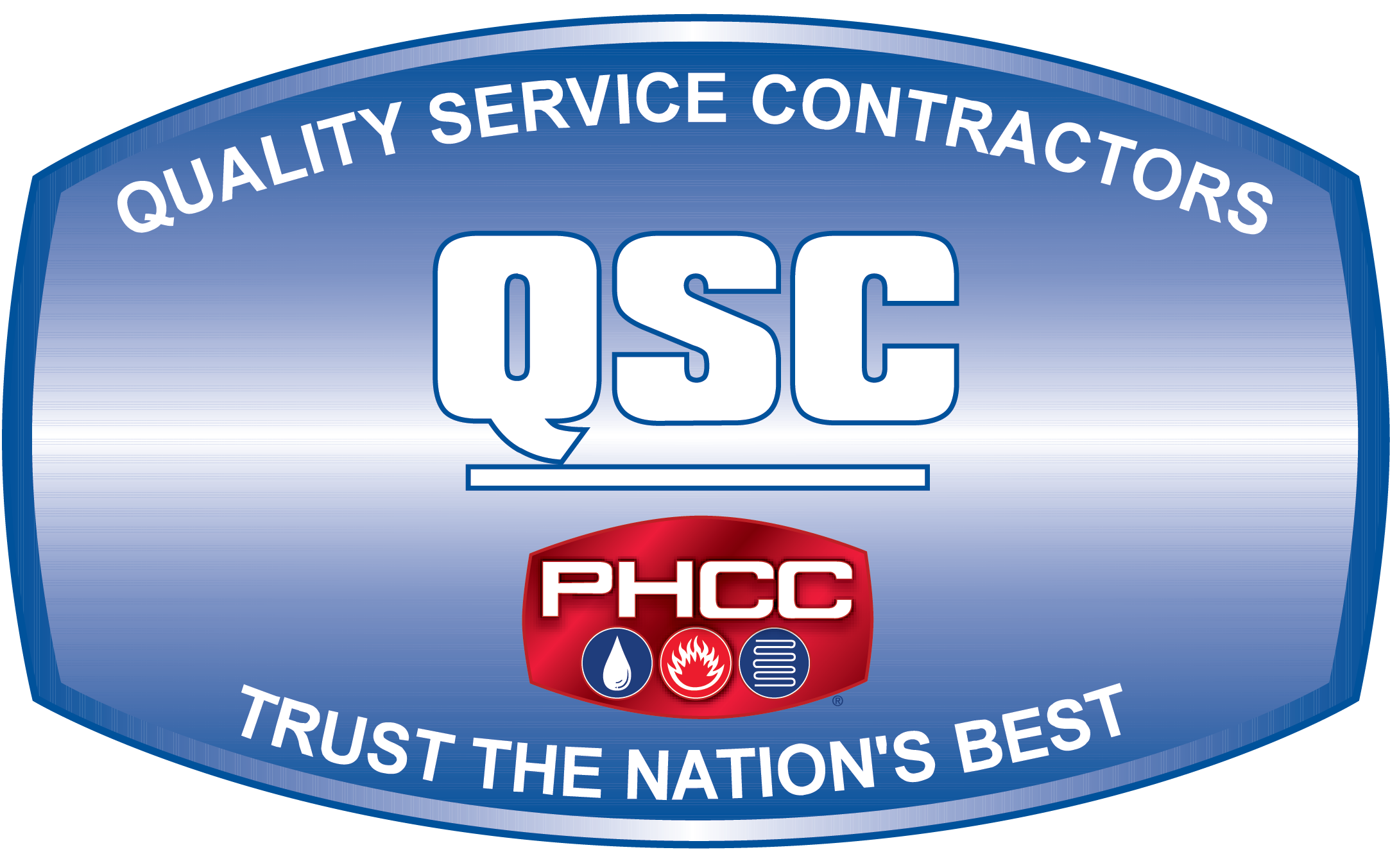 We are a member of the QSC