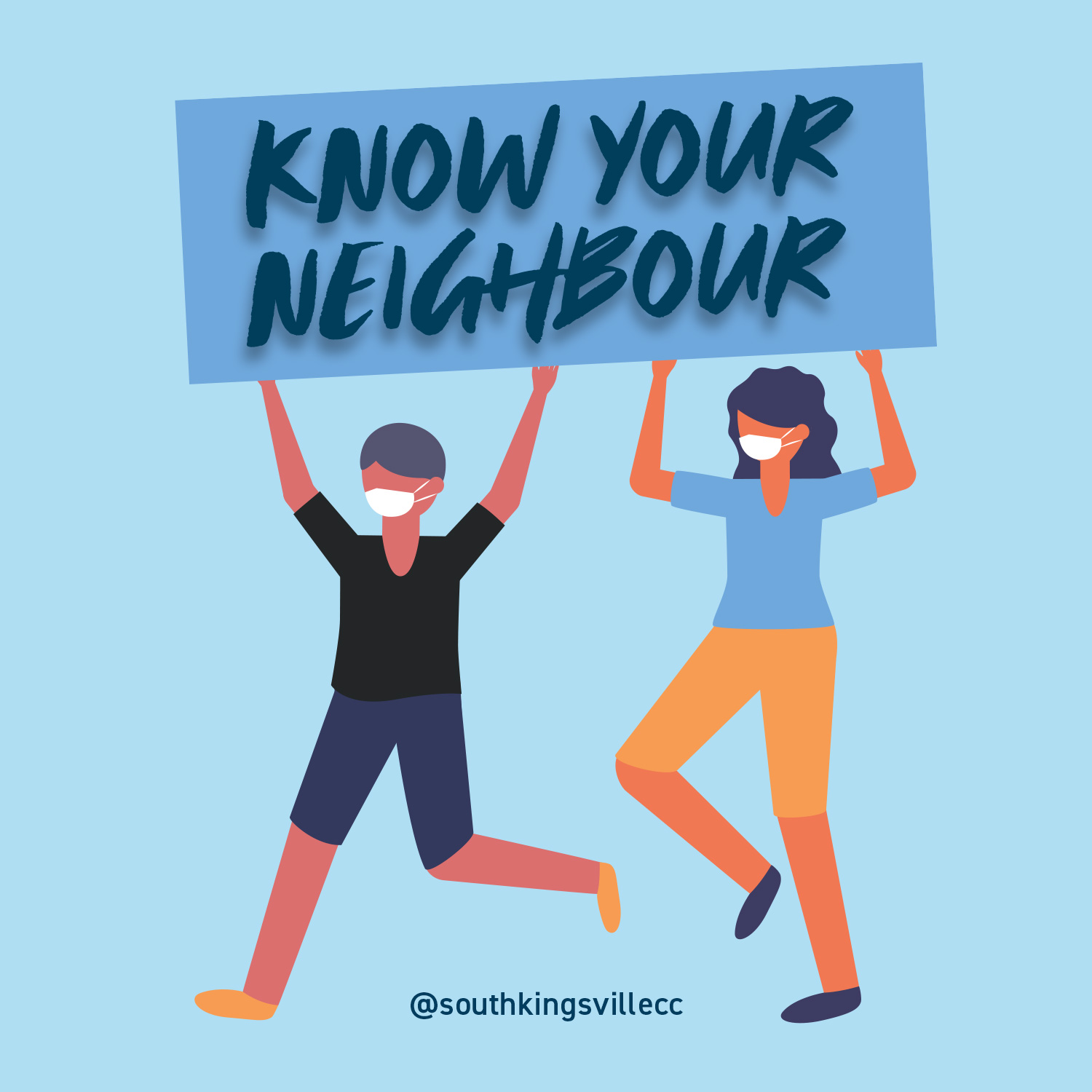 Know Your Neighbour Social Media Files