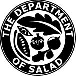 The Department of Salad: Official Bulletin
