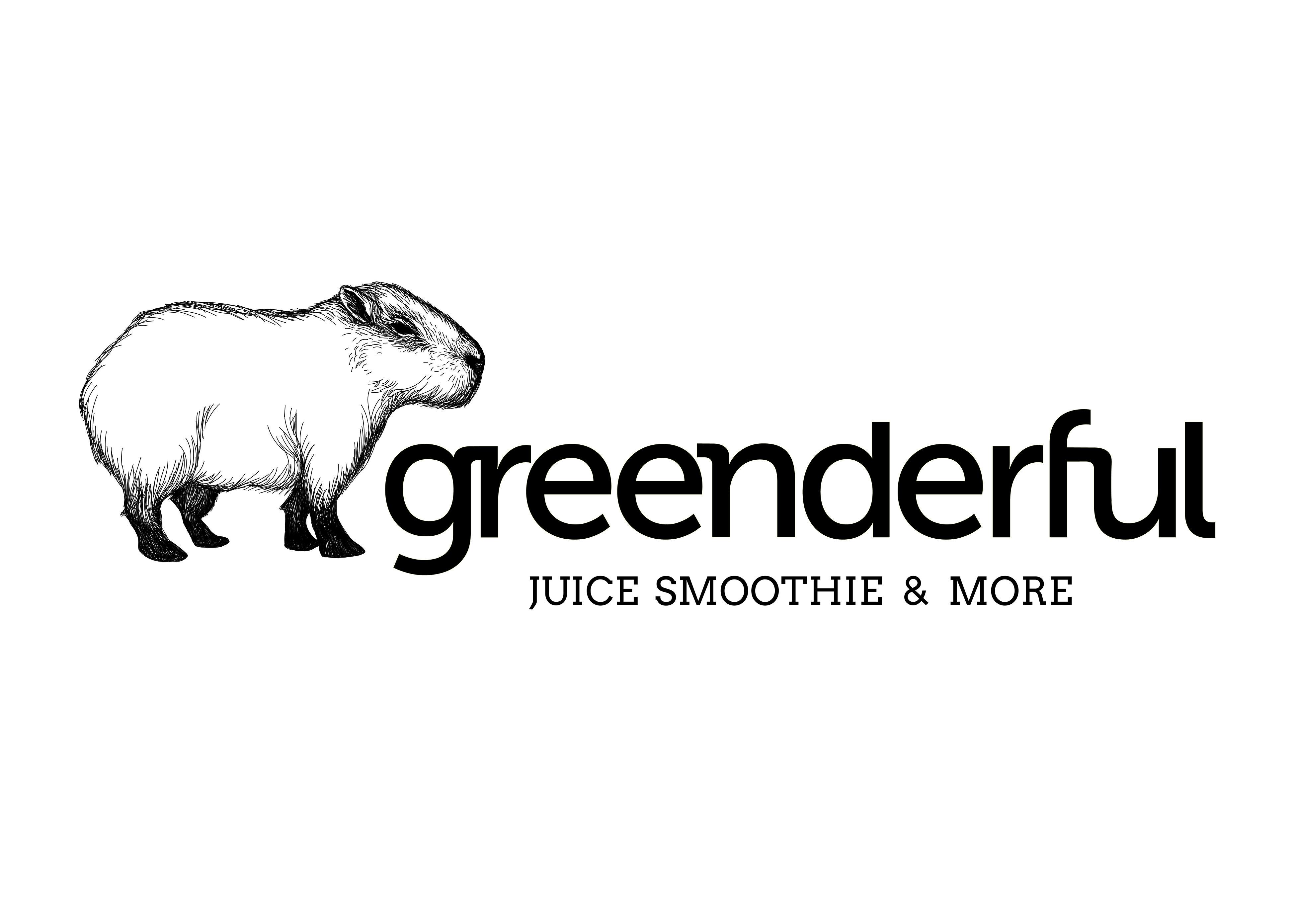 Greenderful Logo Design