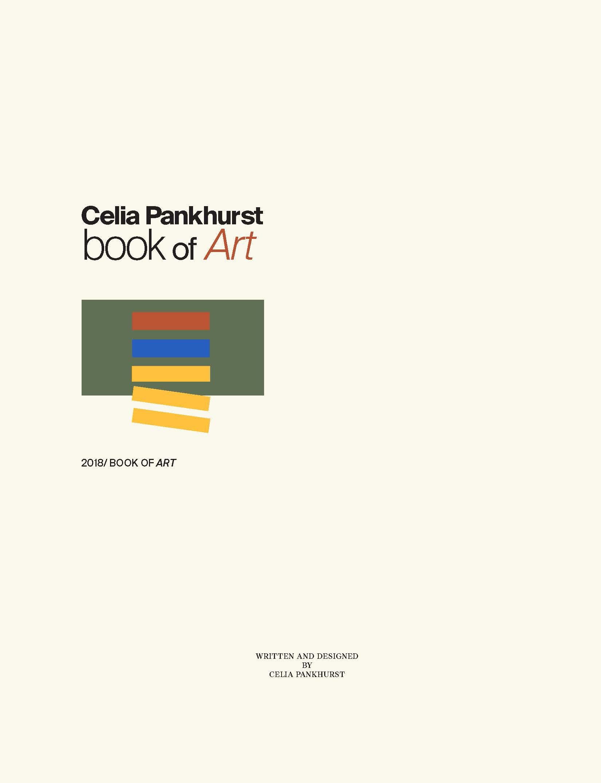 Monograph Cover Design