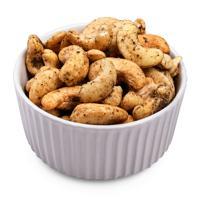 Cashews in bowl