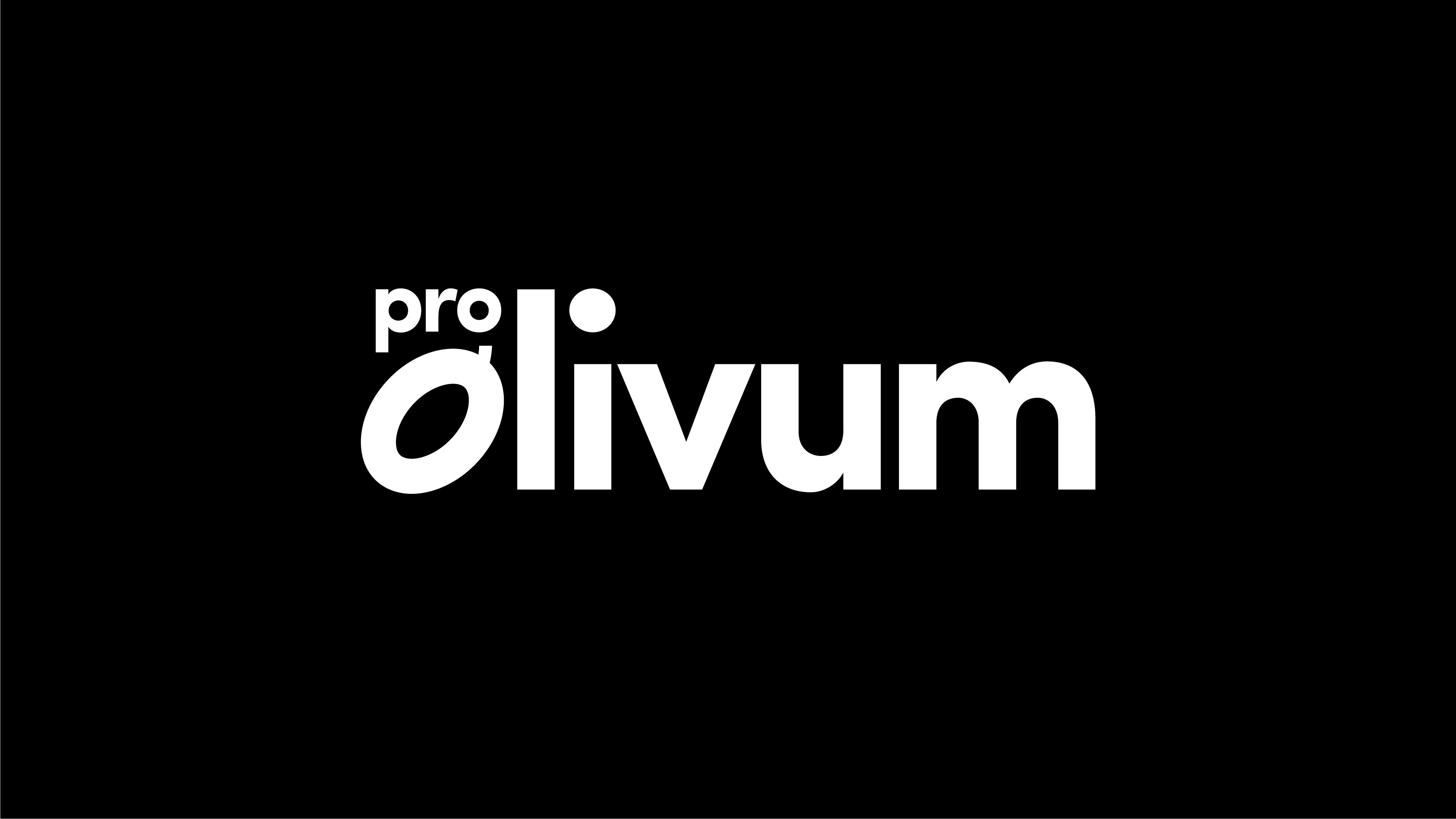 Pro Olivum Logo, Brand Design
