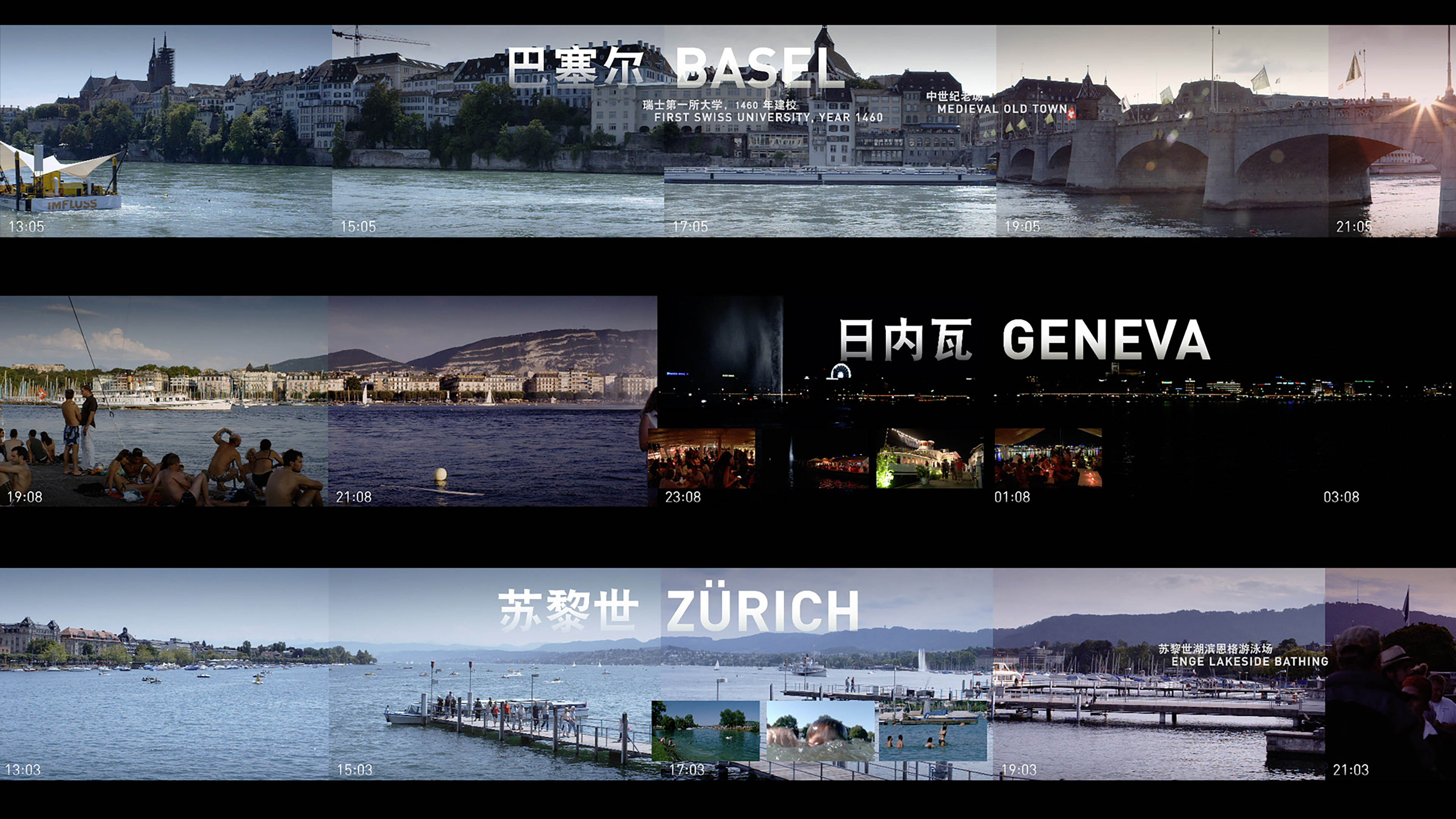 Better water – best urban life, Film Editing, Compositing, Grading, Motion Design, Animation, Making of, Michael Frei, Zurich