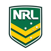 logo of the National Rugby League