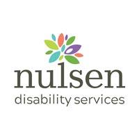 a logo of nulsen services
