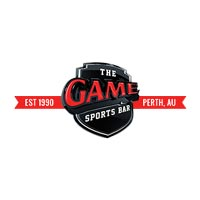 logo of the game sports bar