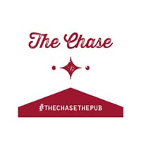 a logo of the chase pub