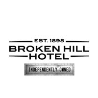 logo of the broken hill hotel